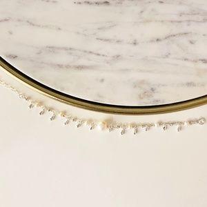 Chelsea Teardrop Gemstone Bracelet in Sterling Sil